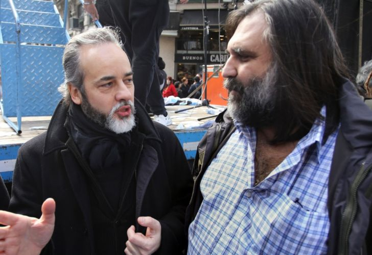 Eduardo López ctera roberto baradel g_20210112