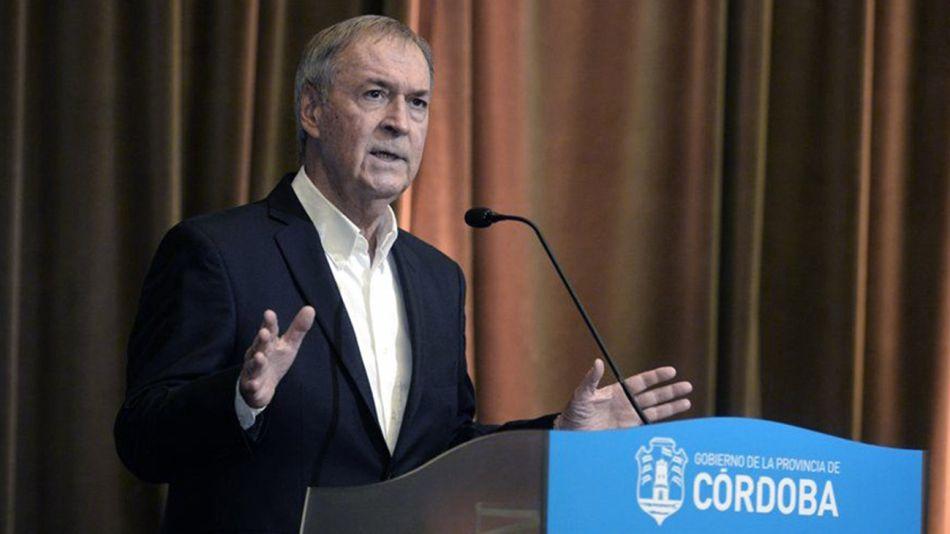 gobernador Juán Schiaretti 20210112