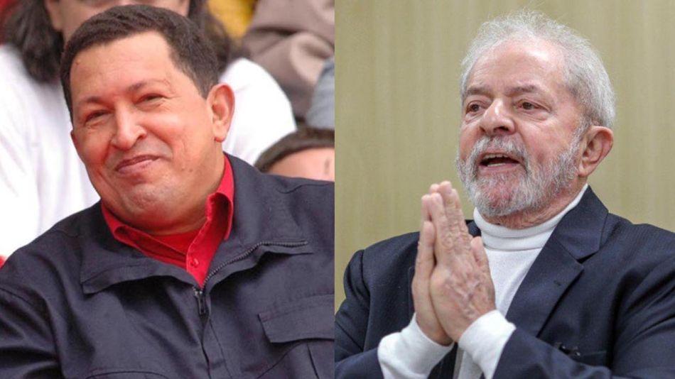 Lula y Chávez 20210112