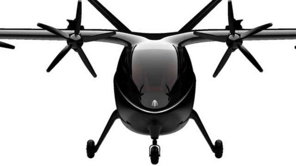 taxi aéreo Archer startup California g_20210112