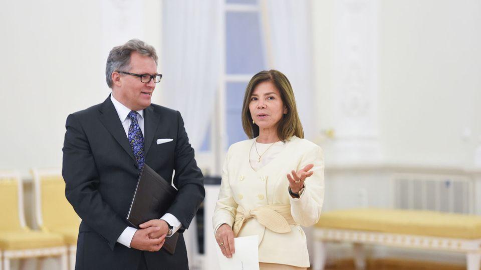 Designan a Patricia Beatríz Salas como la nueva embajadora ante Turquía