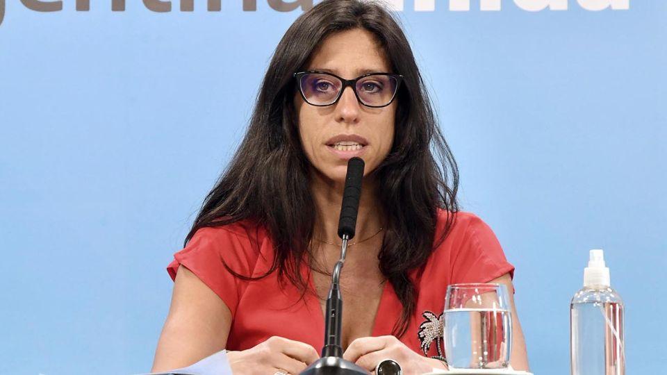 "Paula Español: ""No nos va a temblar el pulso a la hora de cerrar las  exportaciones de carne""   Perfil"