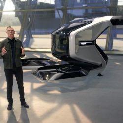 Según Cadillac, este VTOL será autónomo y no requerirá de ningún piloto que lo maneje.