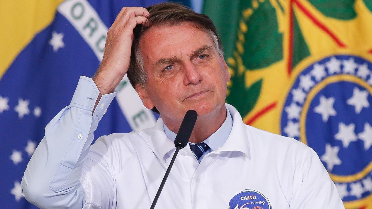 """Jair Bolsonaro: """"Se criticó tanto a Macri que eso permitió el regreso de la izquierda a la Argentina"""""""