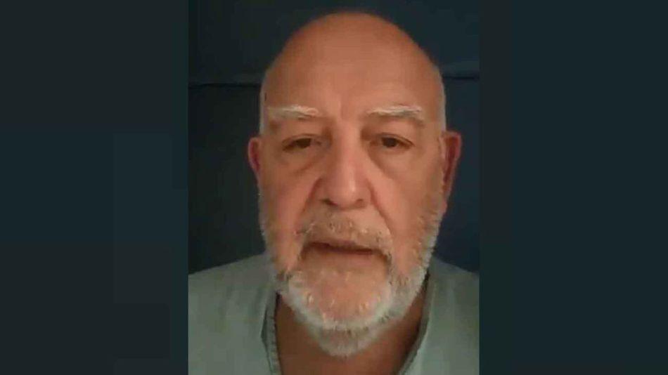 Marcelo Lemus médico entrerriano 20210113