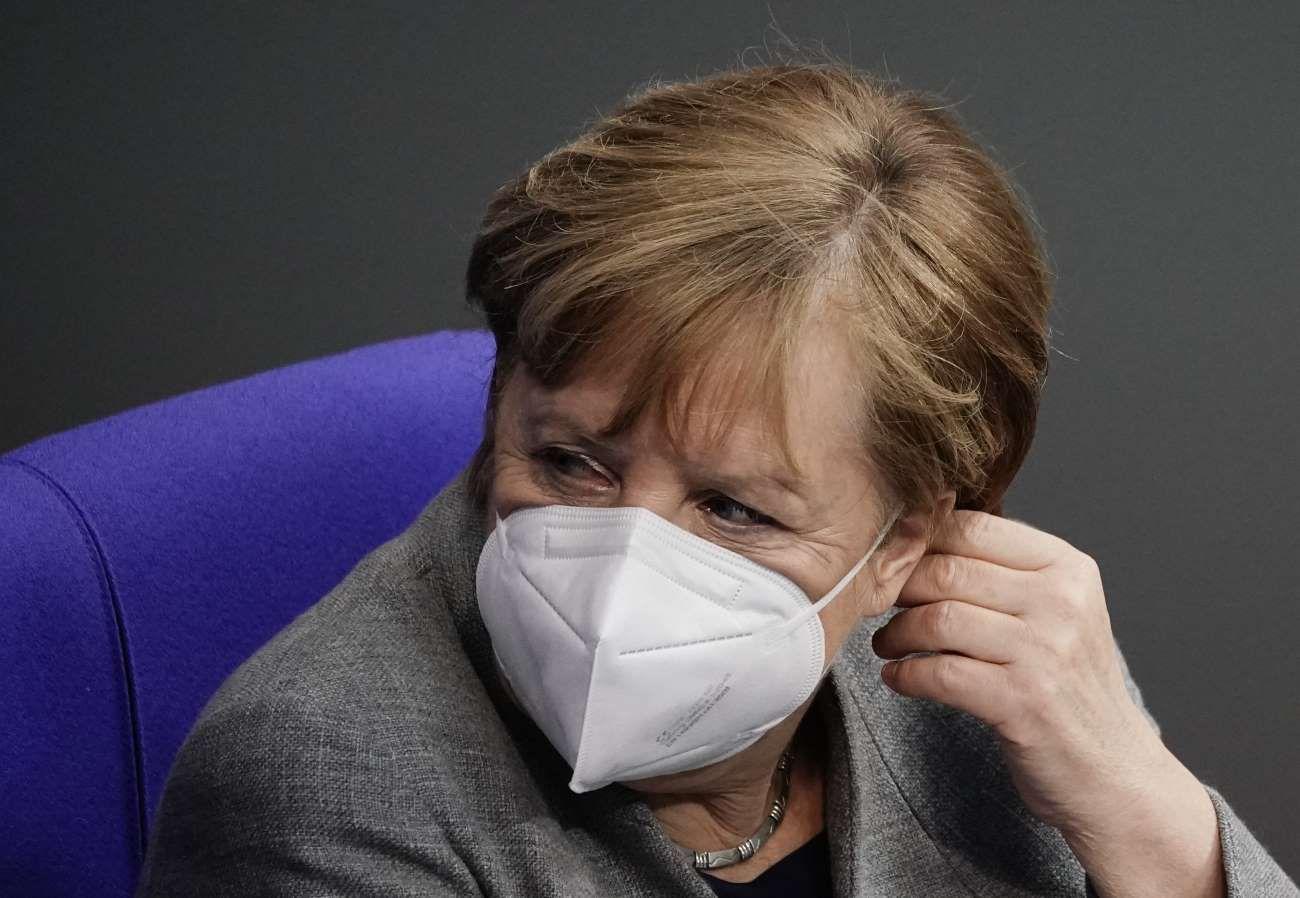 Angela Merkel lleva 16 años en el poder.