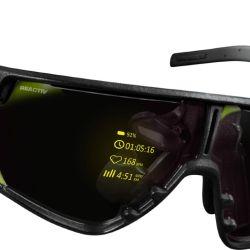 Los Julbo Evad 1 son unos lentes de realidad aumentada pensados exclusivamente deportistas.