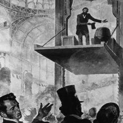 El ascensor de Elisha Otis