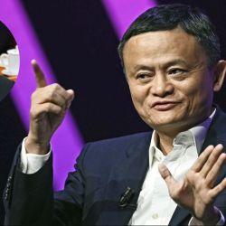Jack Ma le apunta al gobierno de Xi Jinping | Foto:AFP