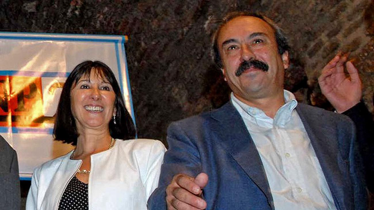 Pacha Velazco y Felisa Miceli