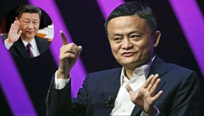 China vs Jack Ma, el dueño de Alibaba