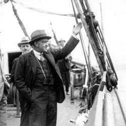 El gran sueño de Shackleton era conquistar el Polo Sur.