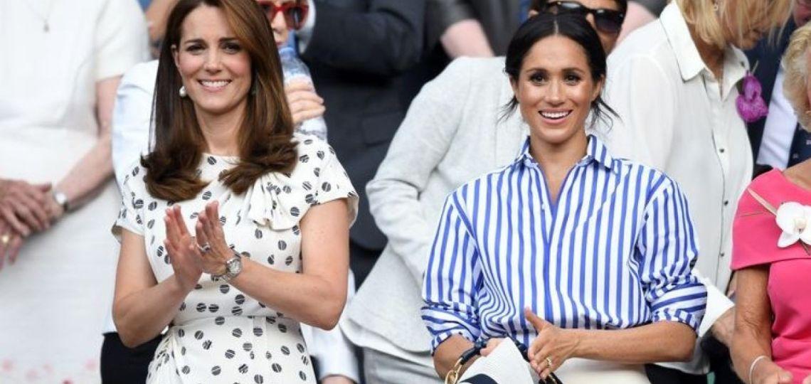Meghan Markle sorprende a Kate Middleton con un inesperado regalo de cumpleaños