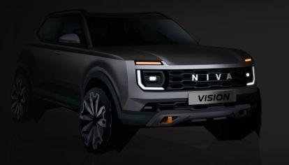 El nuevo Lada Niva utilizará el motor de Renault Duster