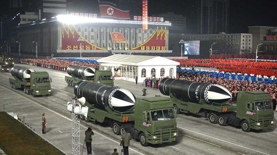 Corea del Norte 20210115