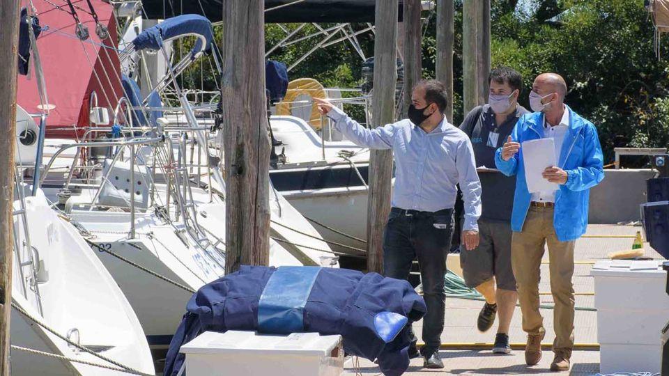 ARBA fiscaliza a los dueños de embarcaciones que adeudan impuestos.