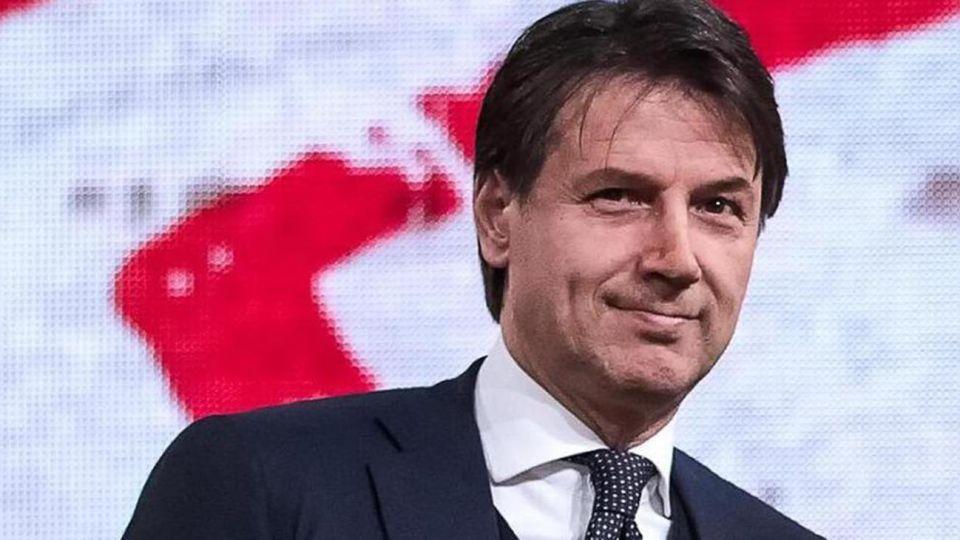 Giussepe Conte Y coronavirus en Italia
