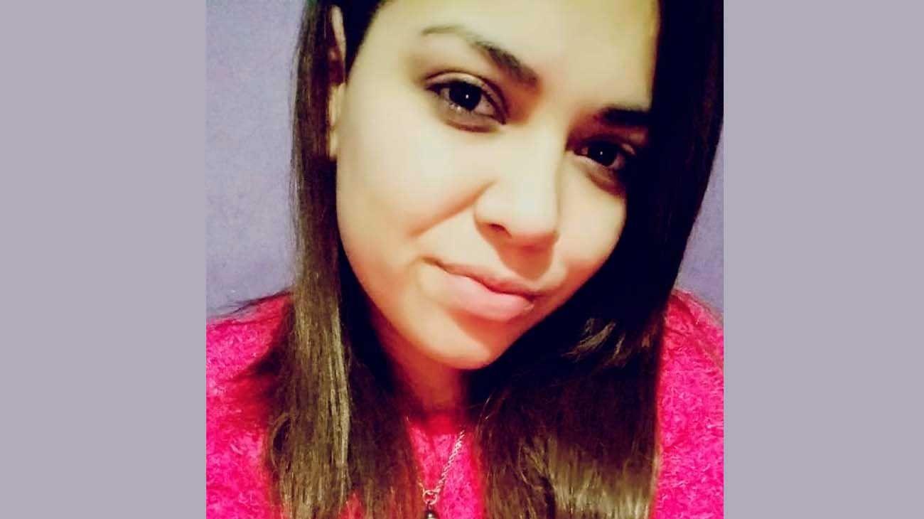Corina. Tenía 24 años y fue encontrada sin vida por su cuñado.