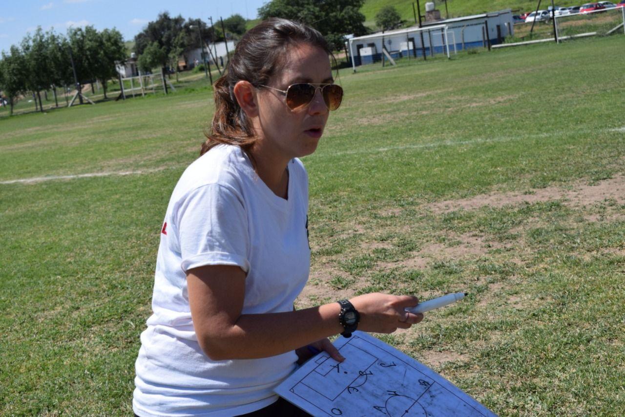 EN ACCION. 'Coti' tiene amplia experiencia en el fútbol.