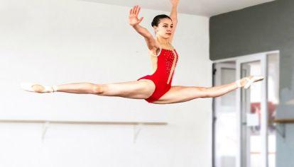UNA CORDOBESA A SUIZA. La bailarina de danza clásica representará a nuestro país en la 49° edición del Prix de Lausanne.