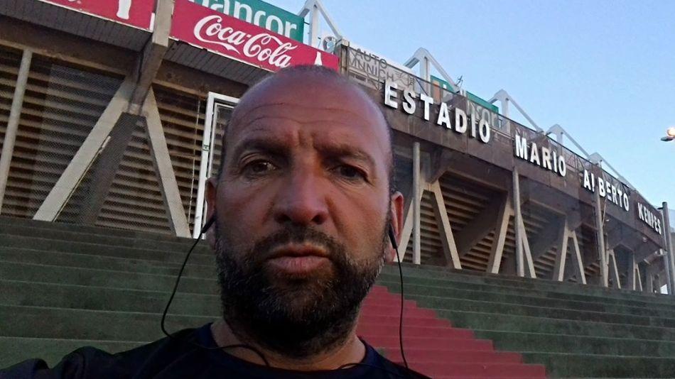 Claudio Rivadero