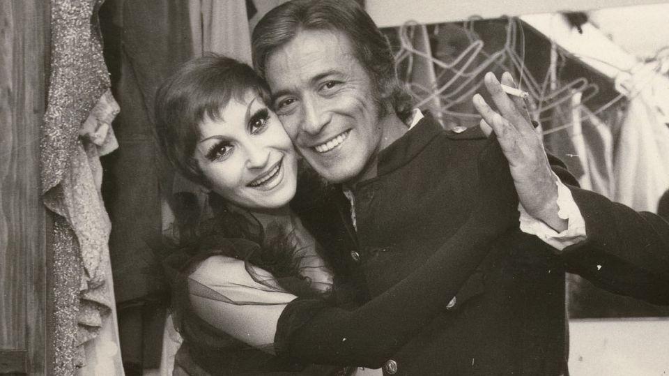 Adiós a Juan Carlos Copes, un gigante del tango.