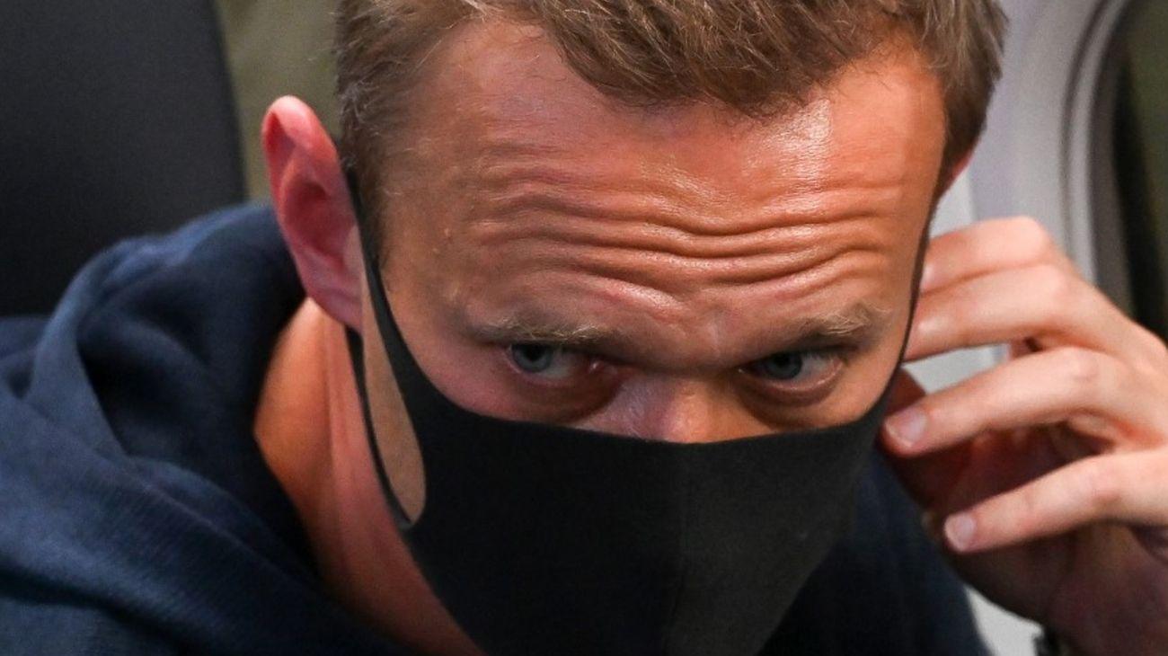 """Alexei Navalny, integrante del partido opositor """"Rusia del Futuro"""""""