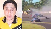 El Dipy - accidente - Top Race