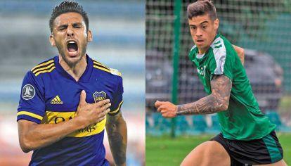 Extremos. Por Eduardo Salvio, Boca pagó 7 millones de euros. Martín Payero surgió de las inferiores de Banfield. Hoy se cruzan.