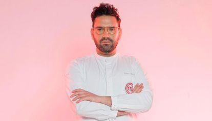 Damián Betular y la historia detrás del cocinero más querido de Masterchef Celebrity