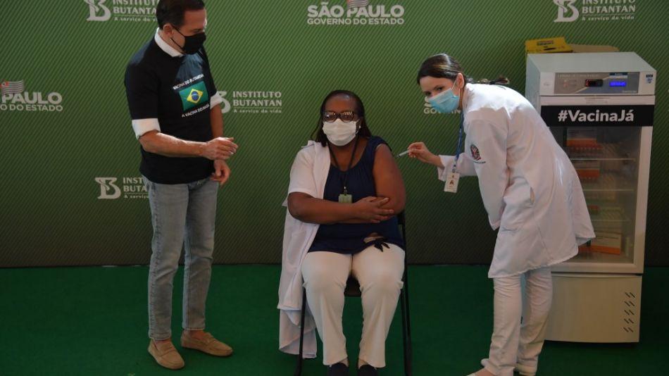 enfermera brasil