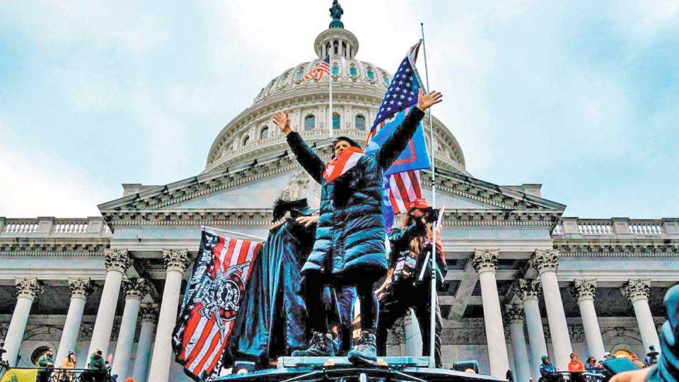 Despropósito. La respuesta de EE.UU. al ataque al Capitolio dirá mucho sobre el rumbo futuro.