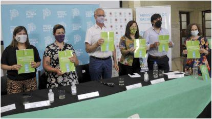 El gobierno bonaerense presentó la guía de implementación del IVE