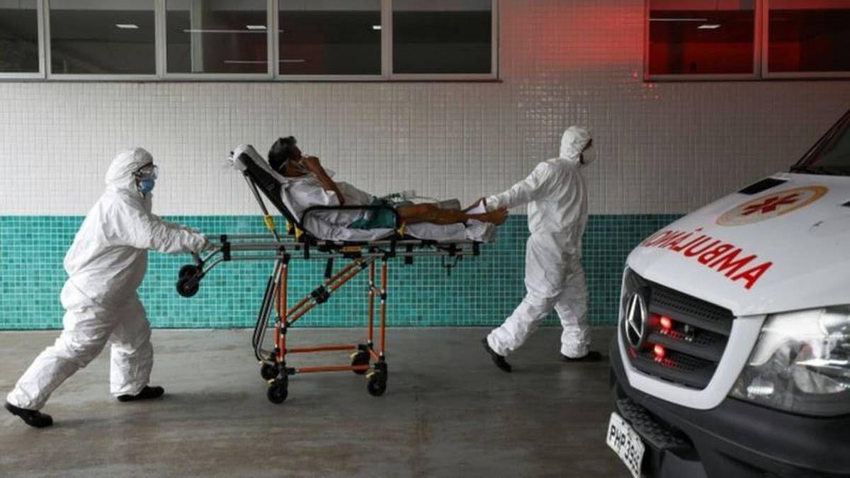 """Colapso del sistema de salud en Brasil: """"Se registró el momento más crítico desde que comenzó la pandemia"""""""