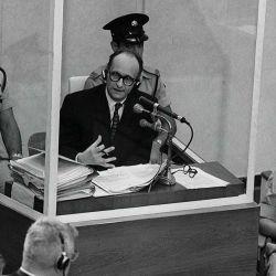 El juicio a Eichmann | Foto:Cedoc
