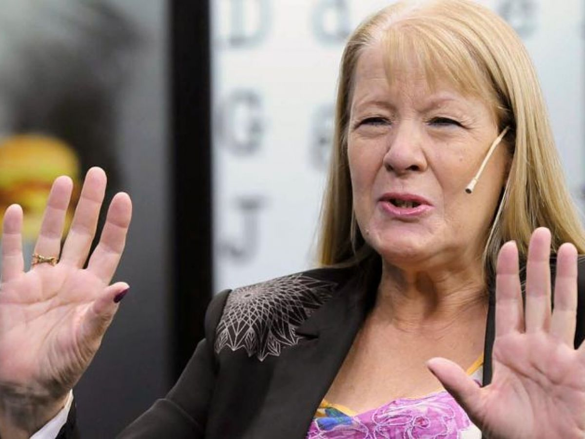 """Margarita Stolbizer: """"Tenemos un mal Gobierno y las nuevas designaciones implican un retroceso"""""""
