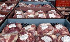 Exportación de carne vacuna.