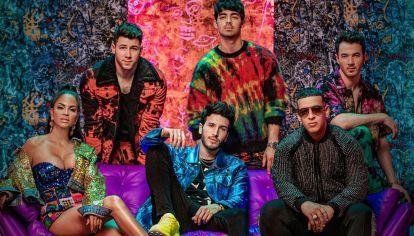 Yatra y Daddy Yankee con los Jonas Brothers