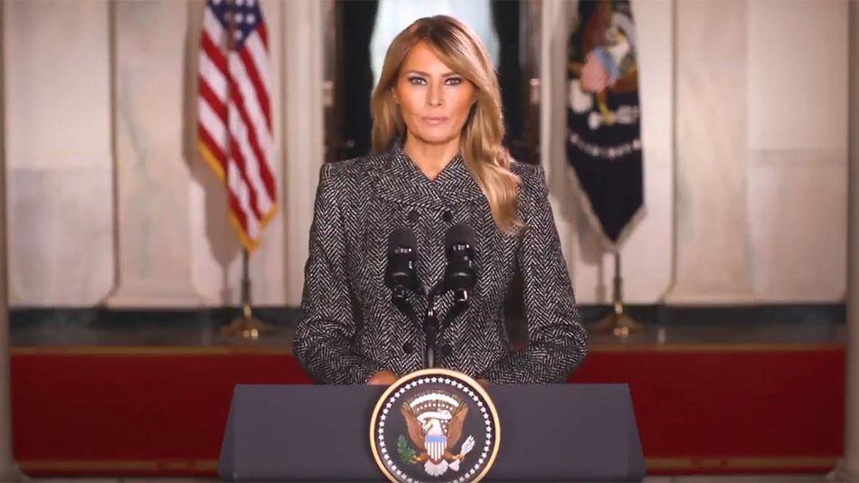 Melania Trump 20211018