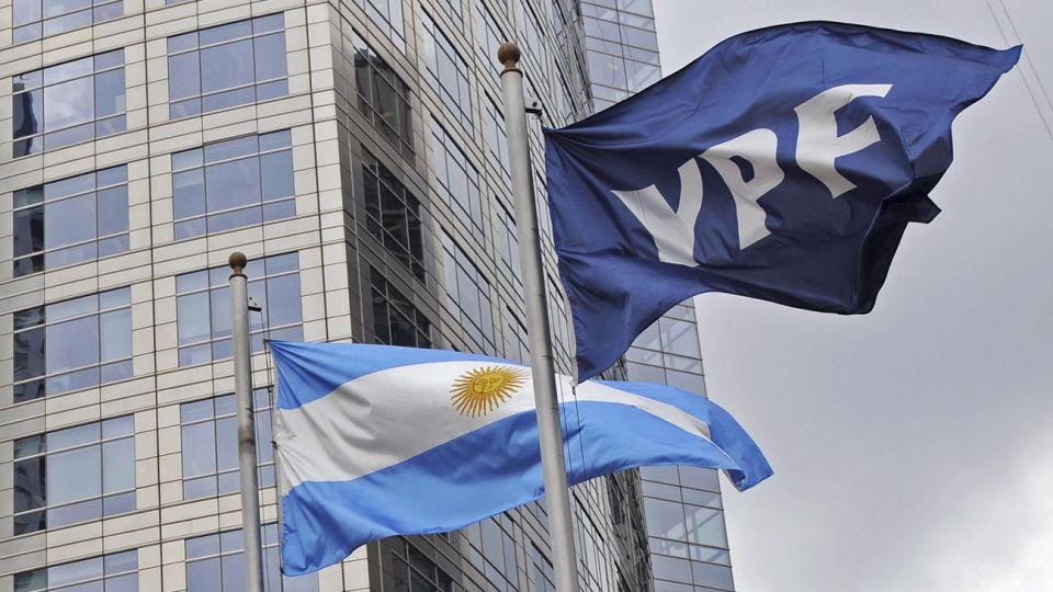 edificio de YPF
