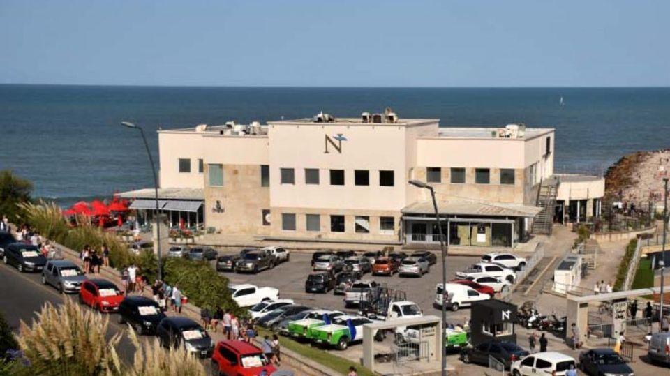pelea en boliche La Normandina 20210119