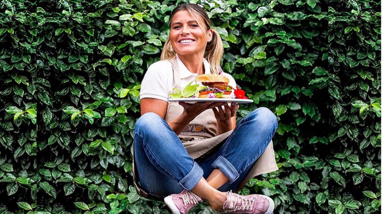 Claire Vallée, la primera chef vegana en recibir una Estrella Michelin en Francia.