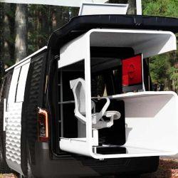 Nissan ha mostrado este nuevo concept en el Salón del Automóvil de Tokio 2021 (edición virtual).