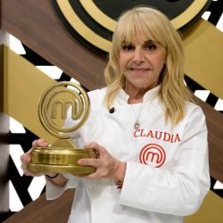 Claudia Villafañe   Foto:Prensa Telefe