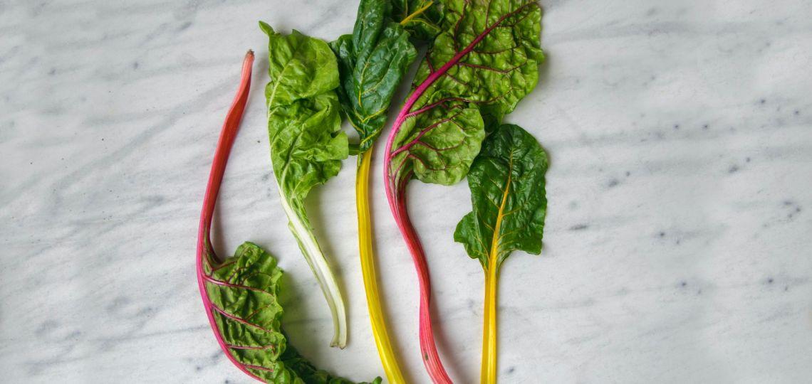 """Una receta bien sencilla y veggie para hoy: """"canastitas"""" de acelga"""