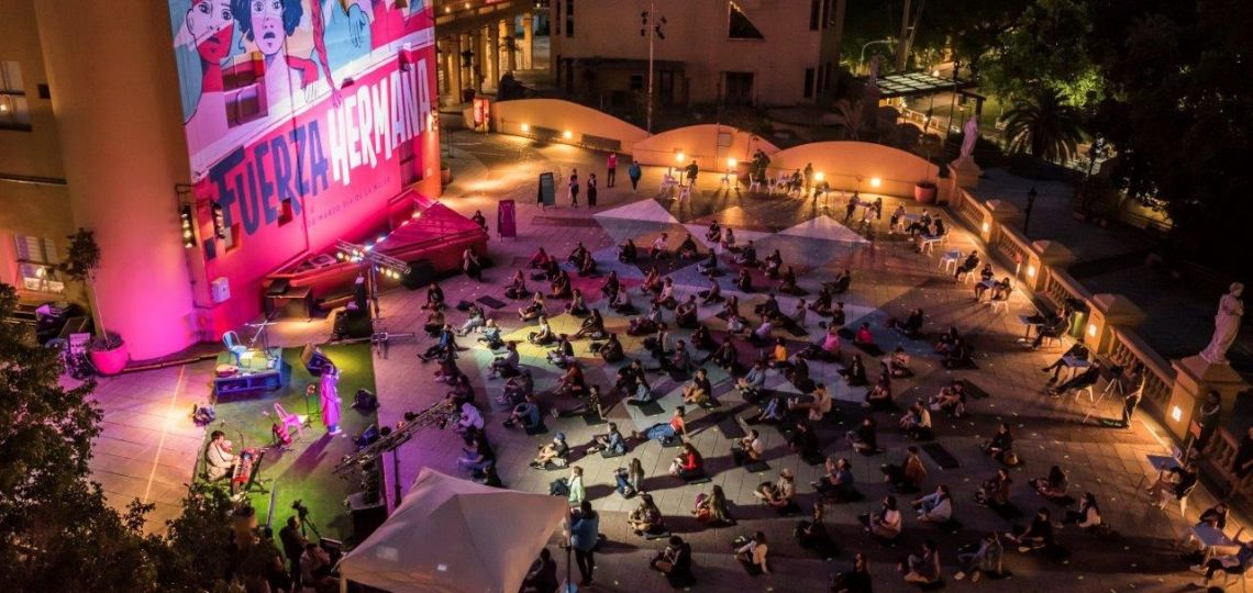 Verano 2021: El Recoleta y un gran ciclo de recitales gratuitos en su terraza