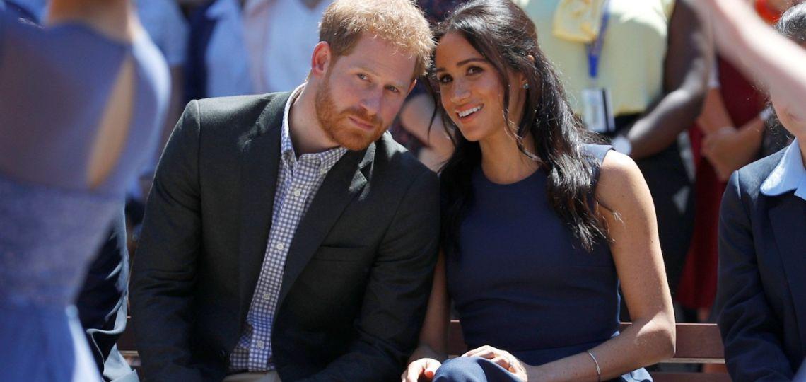 Estos son los planes 2021 de Meghan y el príncipe Harry