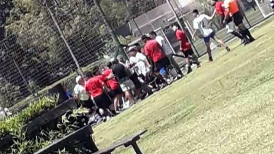partido asesinato fútbol tortuguitas