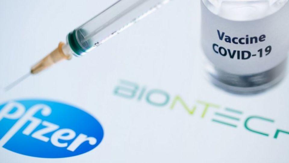 Vacuna contra el coronavirus.