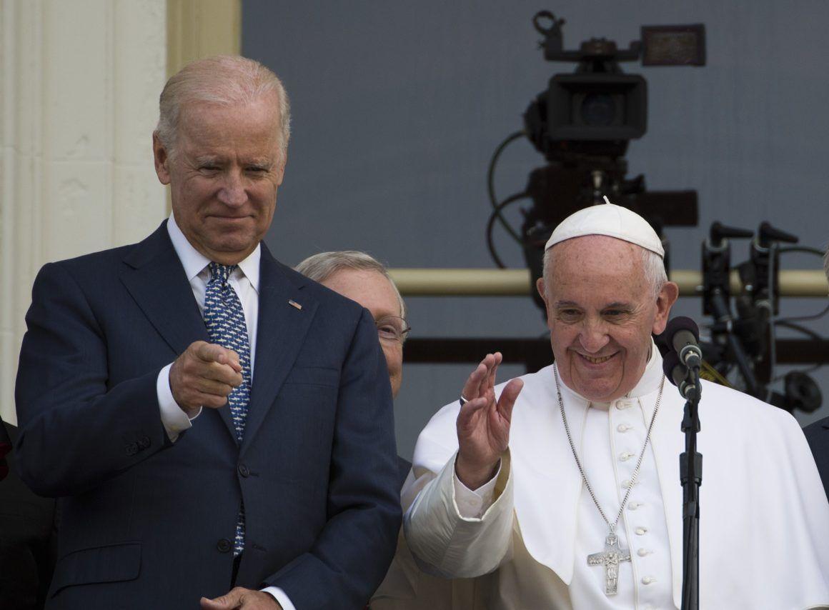 Dos católicos que comparten muchas cosas, aunque no todas.